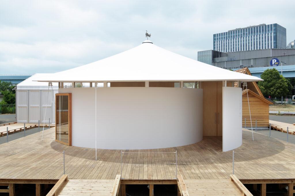Hiragana-no Spiral House -Panasonic × Yuko Nagayama-, HOUSE VISION 2