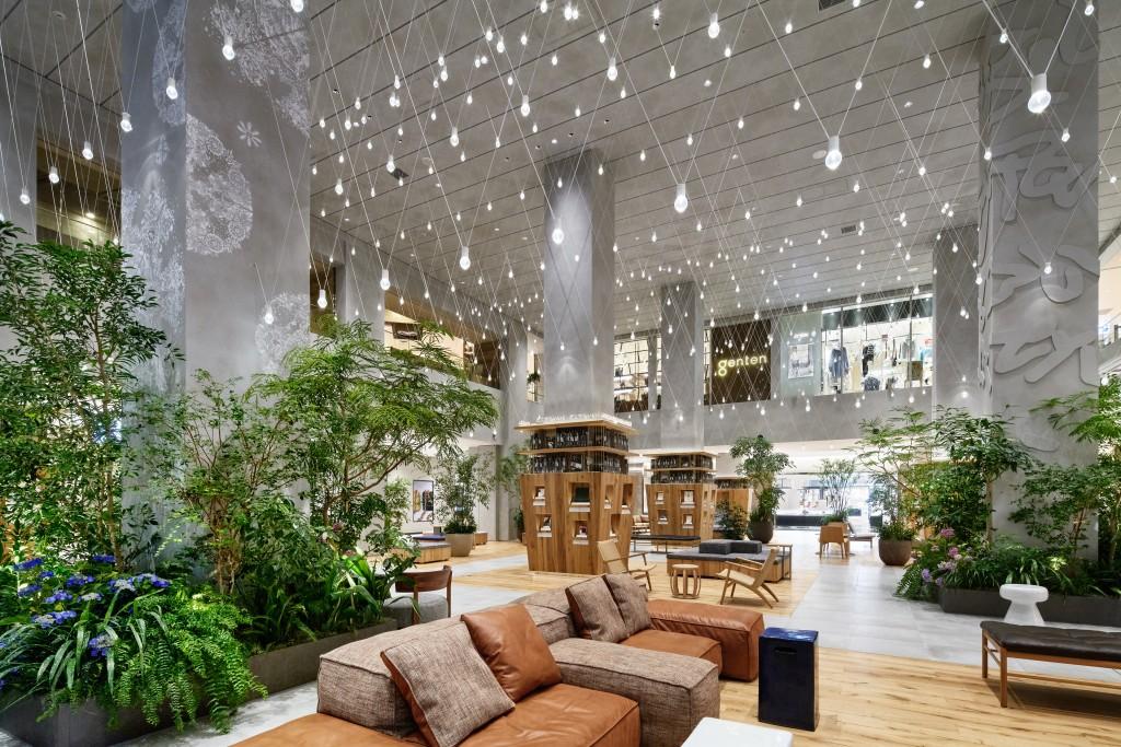 Tamagawa Takashimaya S.C. Grand Patio / Works写真0