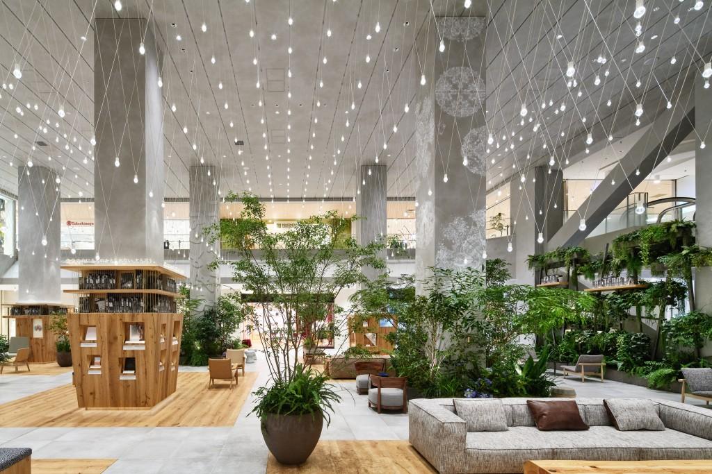 Tamagawa Takashimaya S.C. Grand Patio / Works写真1