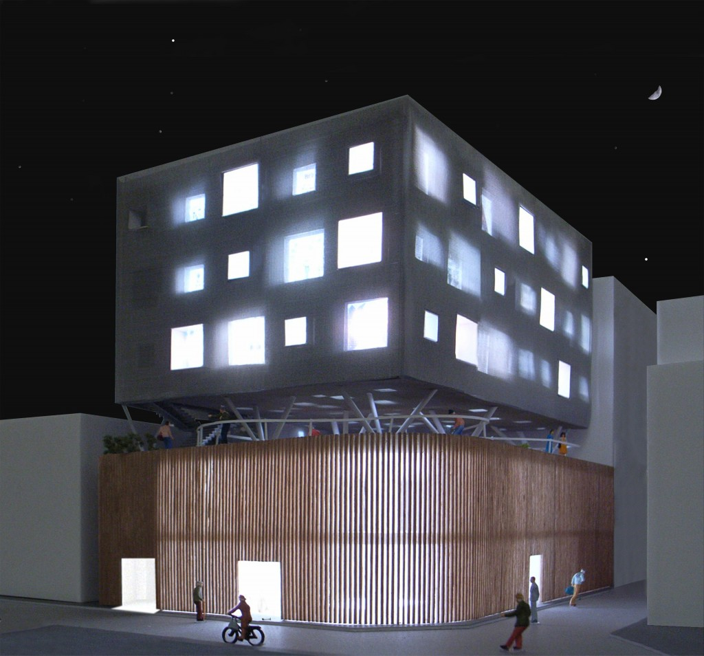 Shimokitazawa Building / Works写真1