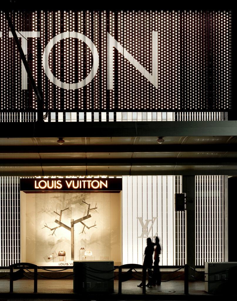 LOUIS VUITTON 京都大丸店 / Works写真2