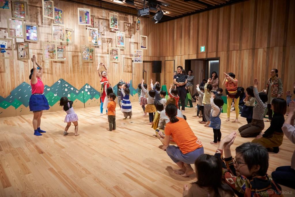 Dance-Hoikuen!!  Craft workshop / Works写真2