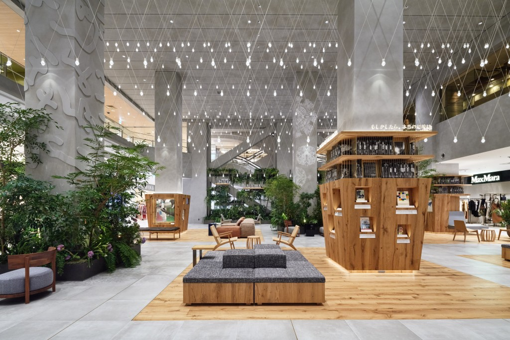 Tamagawa Takashimaya S.C. Grand Patio / Works写真2