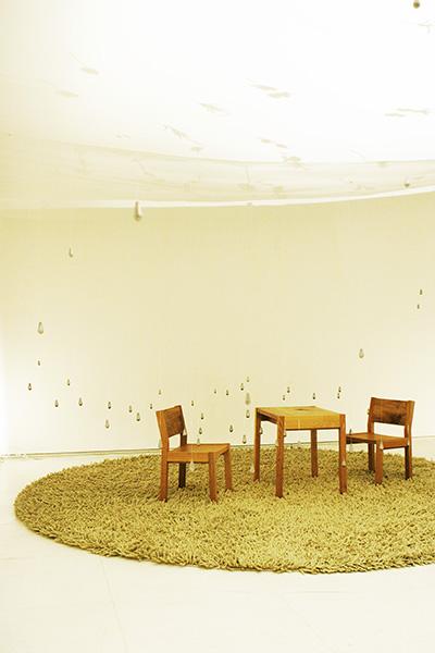 "Exhibition ""Yuko Nagayama""-place that does not reach"