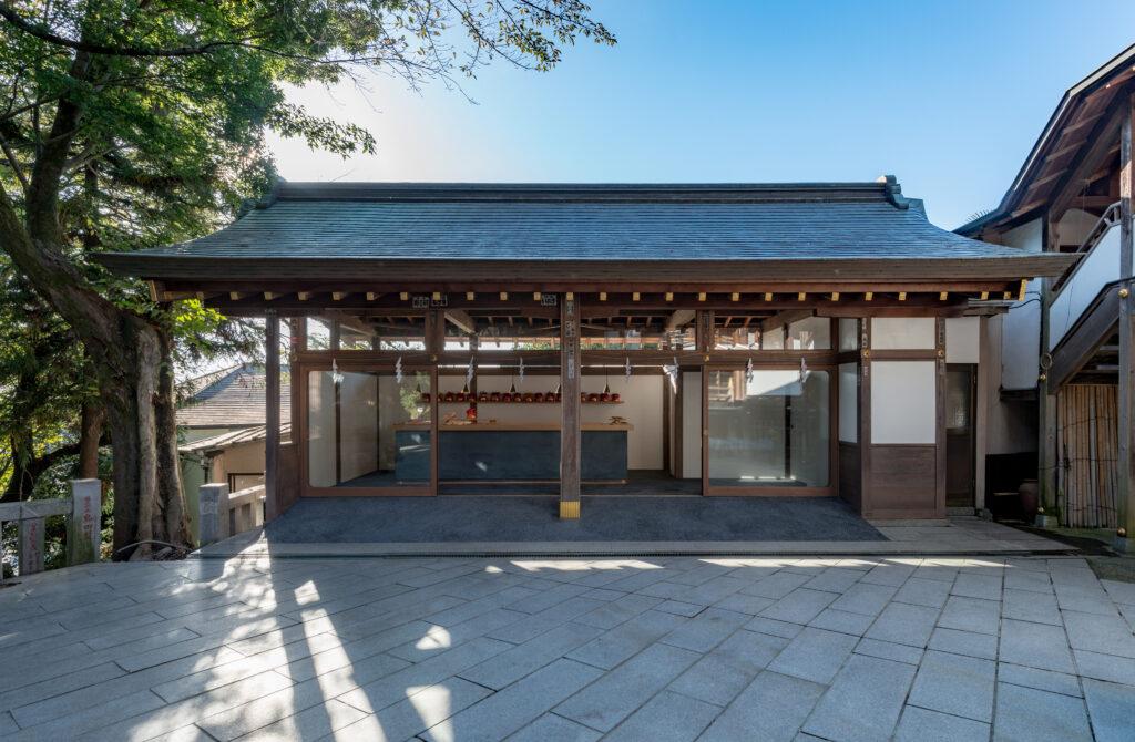 Yamana Hachimangu Shrine