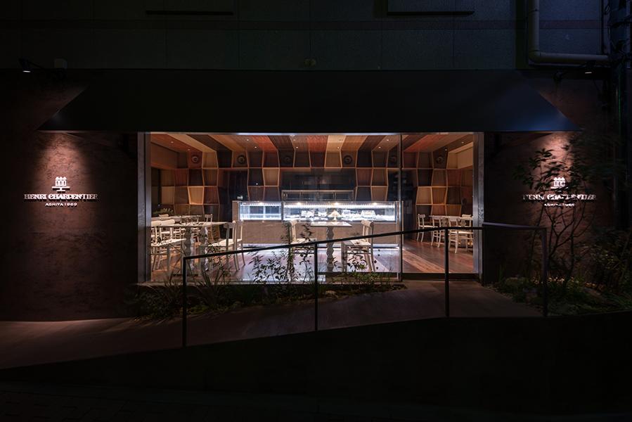 Henri Charpentier Ashiya head store / Works写真9