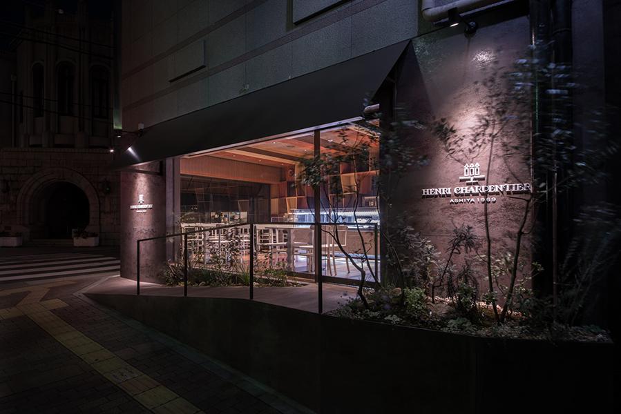 Henri Charpentier Ashiya head store / Works写真10