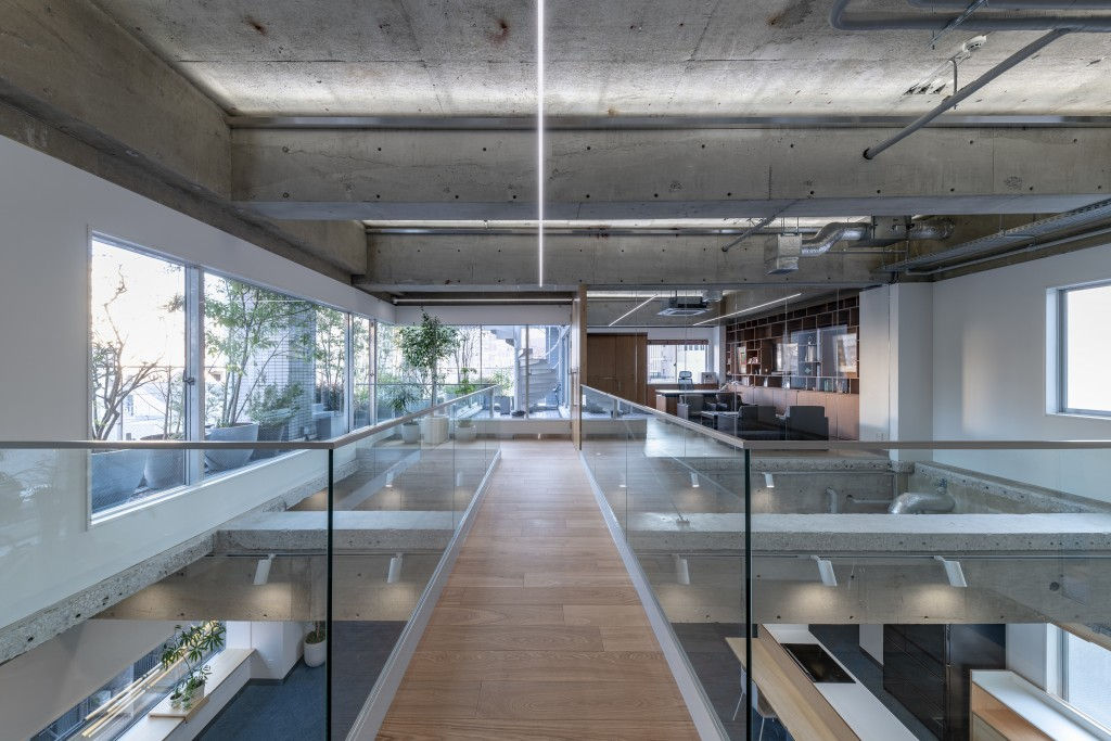Office in Hirakawa-cho / Works写真11