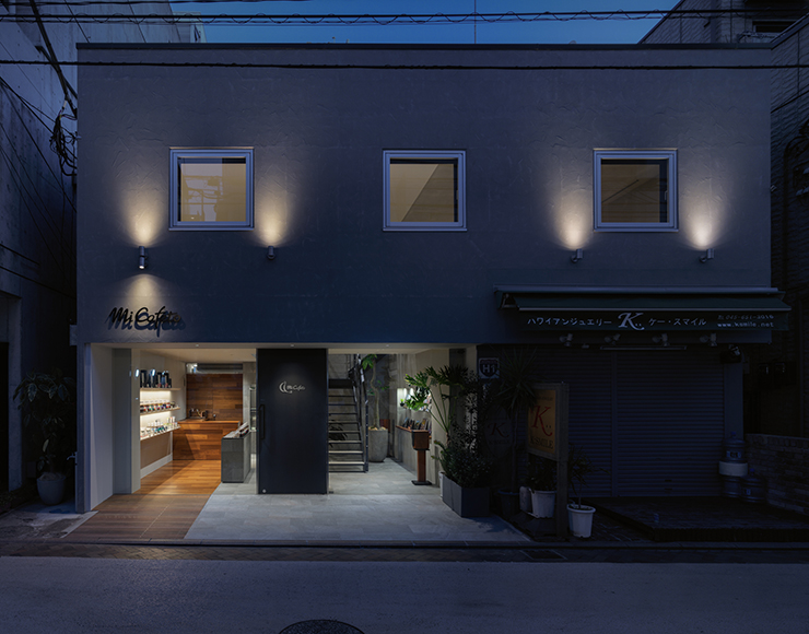 ミカフェート横浜元町店 / Works写真1