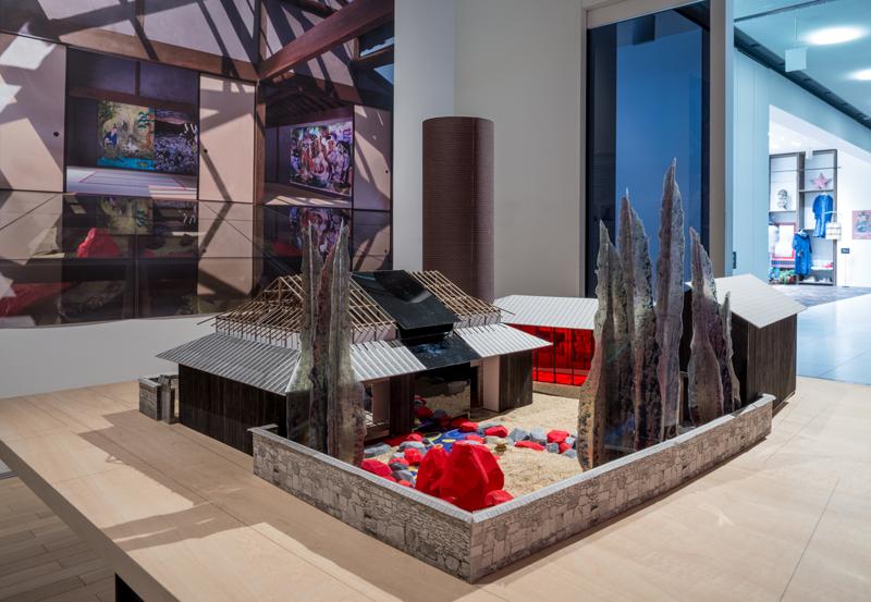 "Exhibition ""Yuko Nagayama""-Future starting from building / Works写真3"