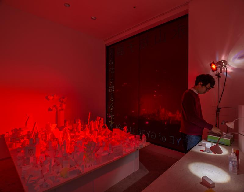 "Exhibition ""Yuko Nagayama""-Future starting from building / Works写真7"