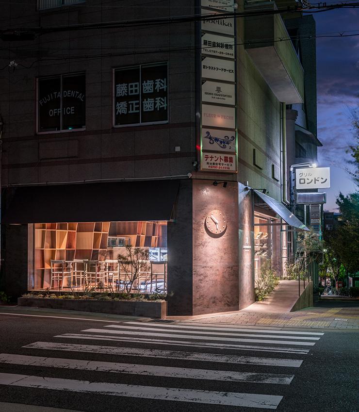 Henri Charpentier Ashiya head store / Works写真8